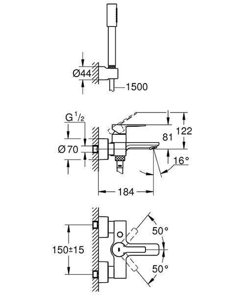 Technical drawing 54806 / 33850001