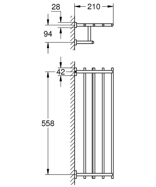 Technical drawing 54815 / 40512001