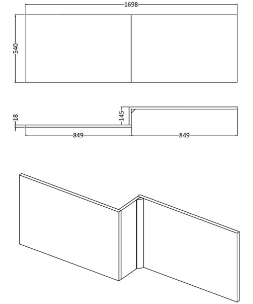 Technical drawing 2470 / NMP135