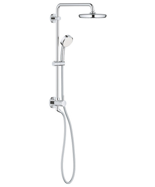 Grohe Retrofit 210 Shower System With Diverter