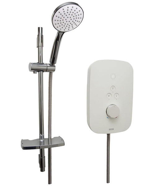 Bristan Solis Electric 8.5kw Thermostatic Shower