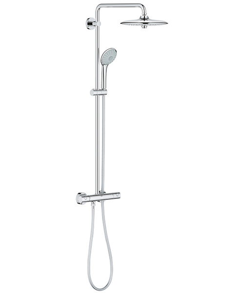 Grohe Euphoria 260 Shower System With Thermostat Valve