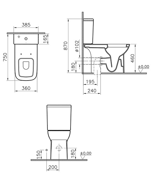 Technical drawing 53619 / 5293L003-0075