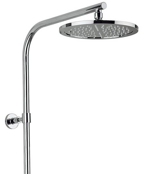 Alternate image of Crosswater Curve Multifunction Thermostatic Shower valve With Shower Kit