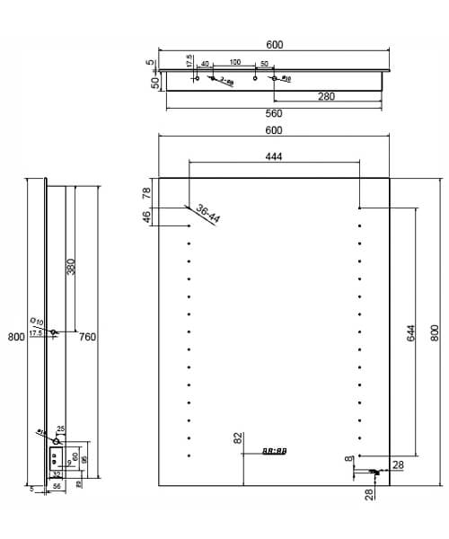 Technical drawing 5261 / LQ044