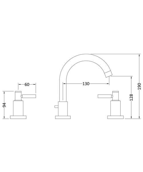 Technical drawing 6687 / TEL337