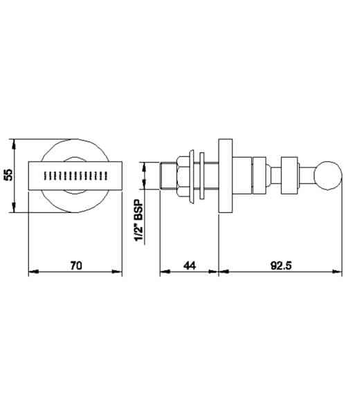 Technical drawing 4273 / A383