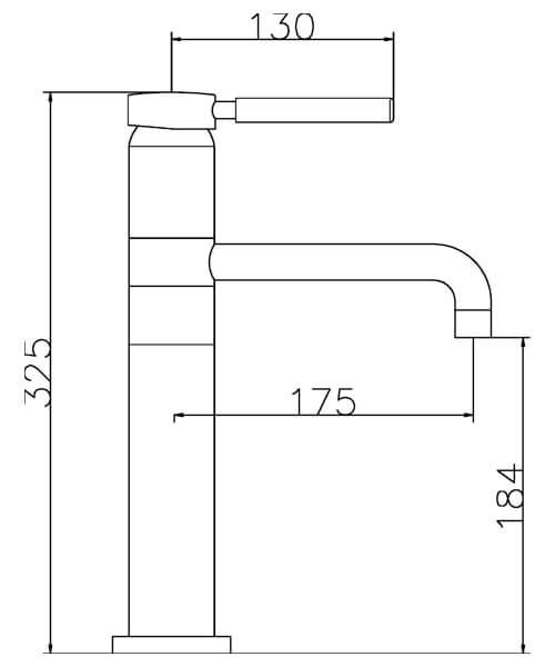 Technical drawing 5381 / PK370