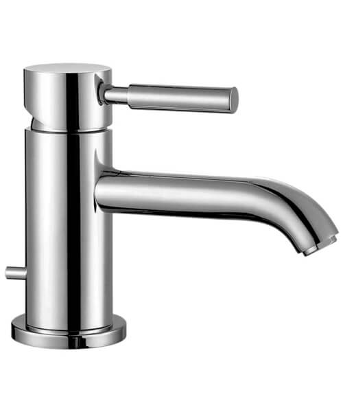 Saneux Tempus Basin Mixer Tap With Pop-Up Waste