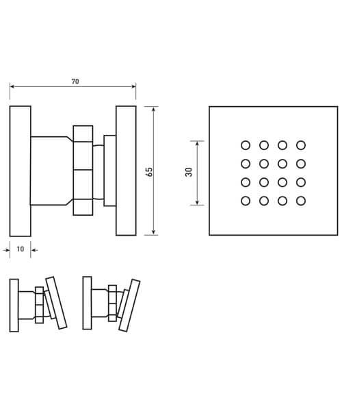 Technical drawing 13568 / SH011