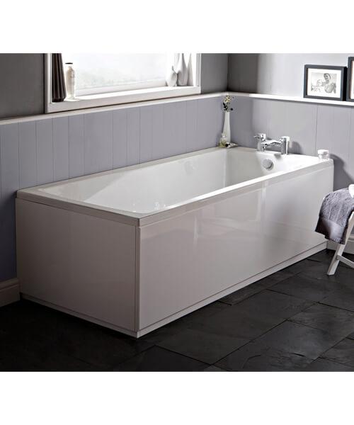 Nuie Premier Linton Single Ended Bath
