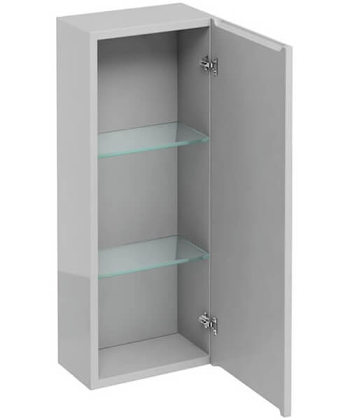 Additional image of Britton 300mm Single Door Wall Hung Storage