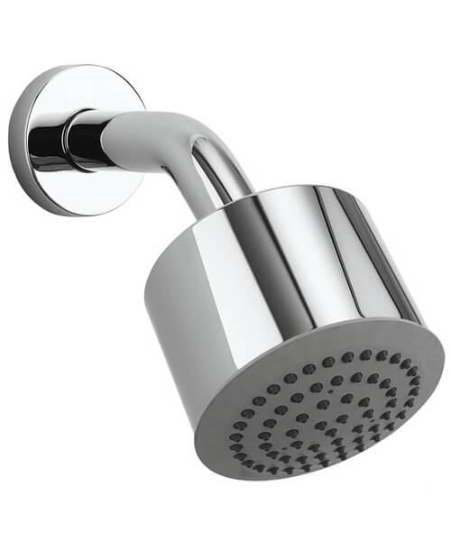 Crosswater Reflex Single Mode Shower Head With Arm