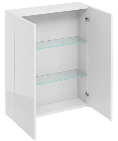 Britton 600mm Double Door Wall Hung Cabinet