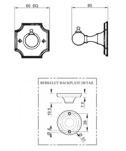 Technical drawing 32772 / BKSRHMETCHR