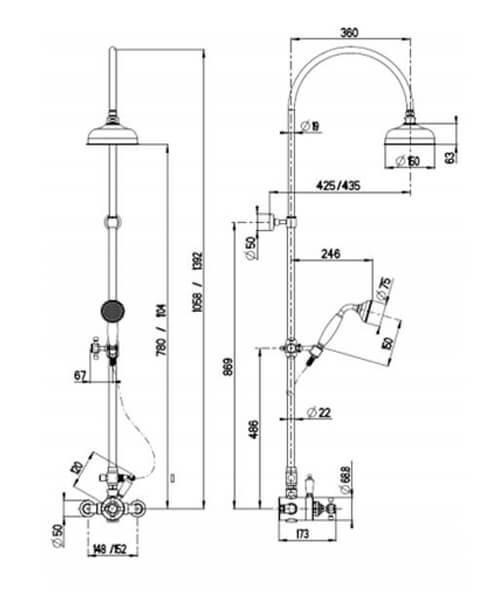 Technical drawing 32795 / SILEXP100