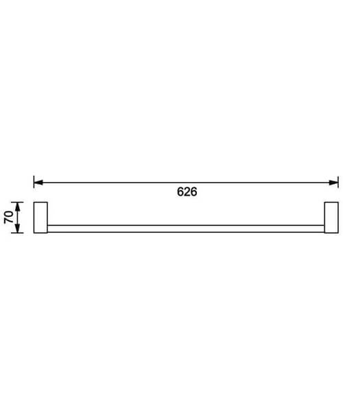 Technical drawing 54108 / MO140