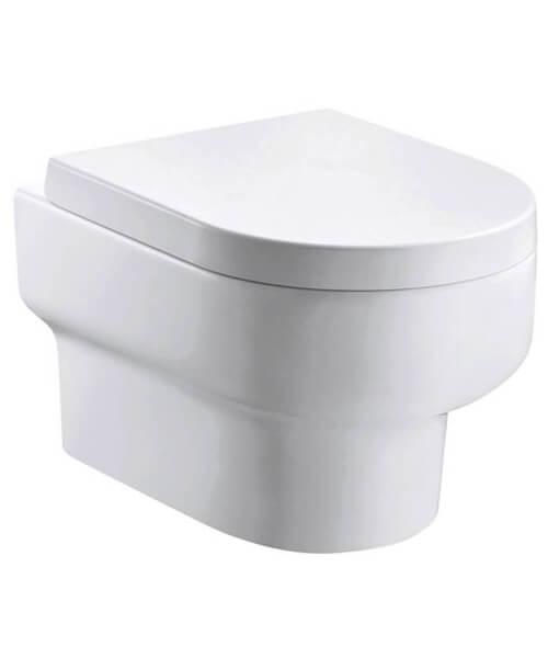 Pura Duro Wall Hung WC Pan 500mm