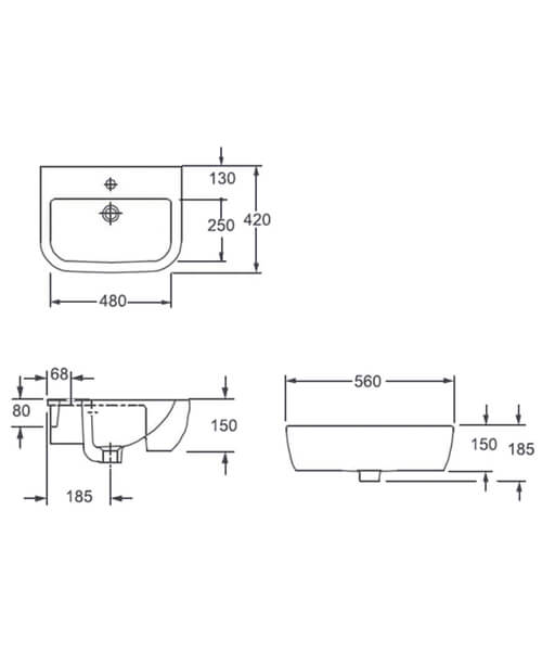 Technical drawing 55143 / LS10122