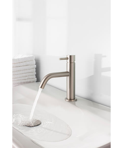 Alternate image of Crosswater MPRO Monobloc Basin Mixer Tap Without Pop-Up Waste