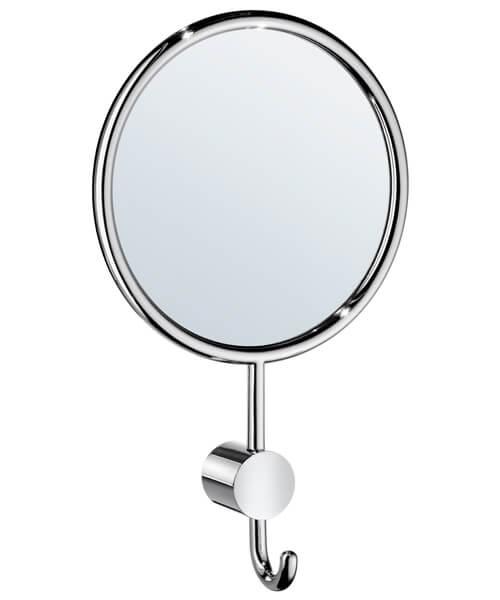 Smedbo Art Mirror With Hook