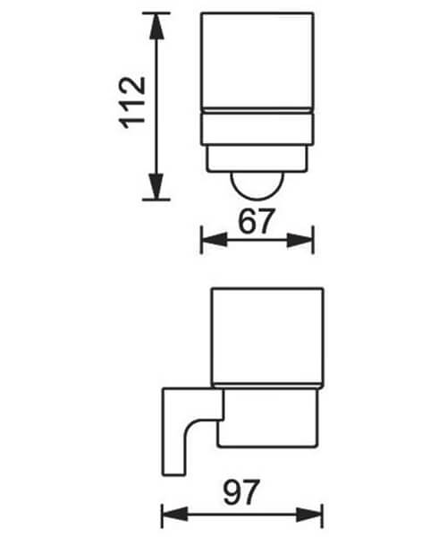 Technical drawing 54111 / MO230