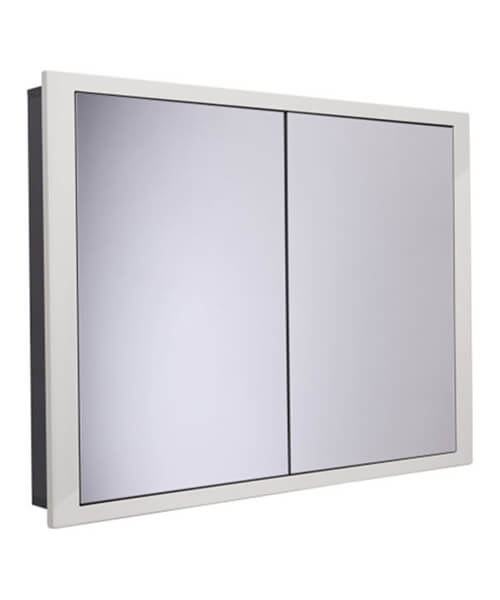 Alternate image of Roper Rhodes Scheme 1040 x 120mm White Recessed Cabinet