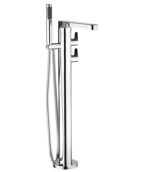 Crosswater Celeste Thermostatic Bath Shower Mixer With Kit