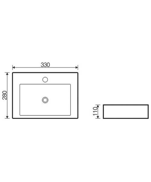 Technical drawing 54868 / 39008