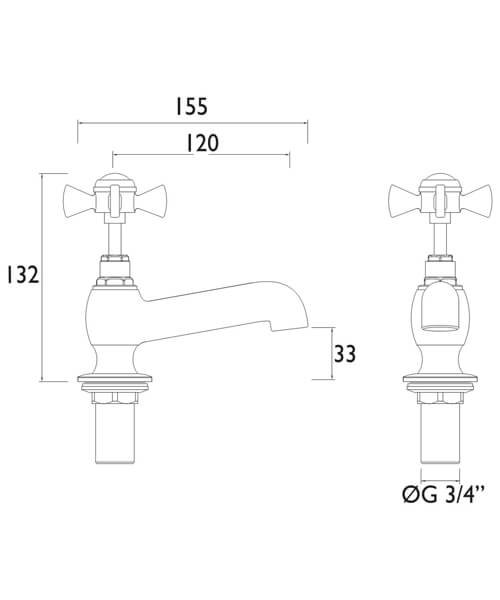 Technical drawing 21574 / TDCC01