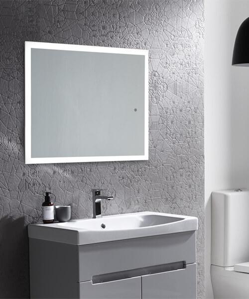 Alternate image of Roper Rhodes Ultra Slim LED Mirror