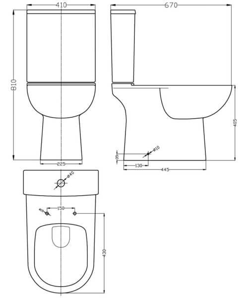 Technical drawing 20092 / CSS004