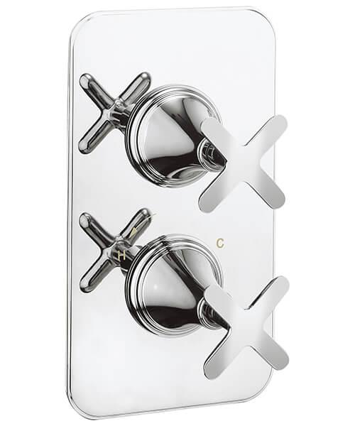 Crosswater Celeste Thermostatic Bath Shower Valve
