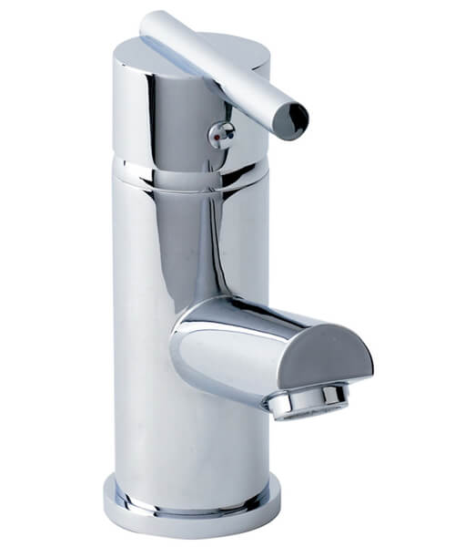 Phoenix SA Series Mono Basin Mixer Tap With Klik Klak Waste