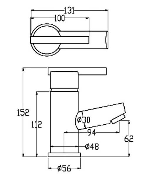 Technical drawing 13488 / SA009