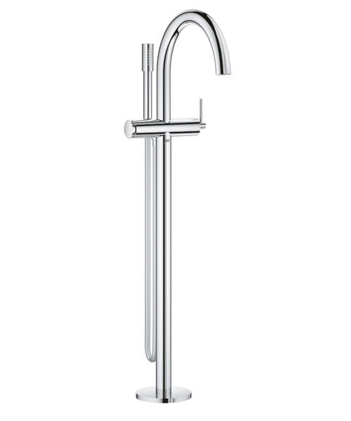 Grohe Atrio Floor Standing Single Lever Bath Mixer Tap