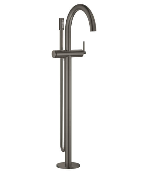 Additional image of Grohe Atrio Floor Standing Single Lever Bath Mixer Tap