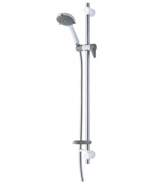 Triton Inclusive White Shower Kit
