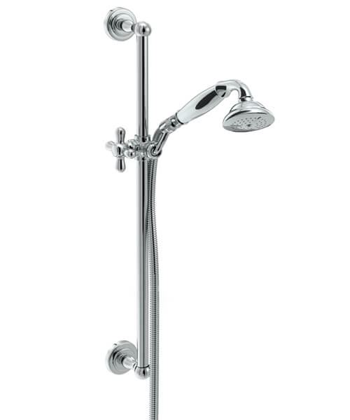 Bristan Traditional Deluxe Shower Kit Chrome