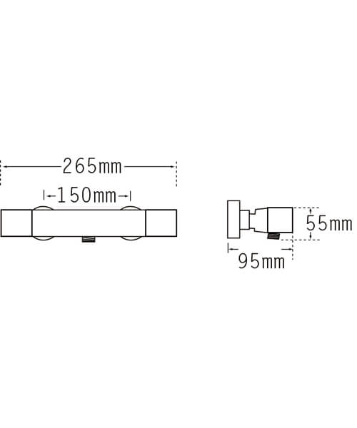 Technical drawing 4011 / 83011