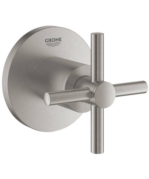 Additional image of Grohe Atrio Concealed Stop Valve Trim