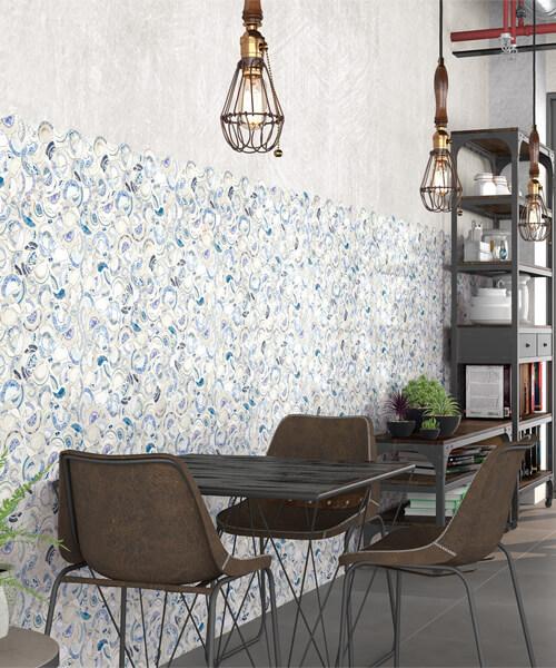 Dune Emphasis Unica 28 x 28cm Ceramic Wall Tiles