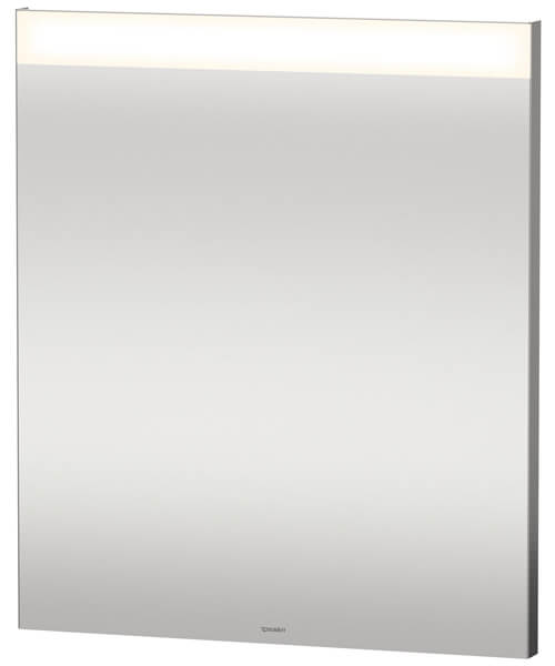 Duravit 700mm Height LED Mirror With Sensor Switch
