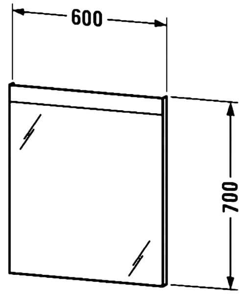 Technical drawing 53218 / LM784500000