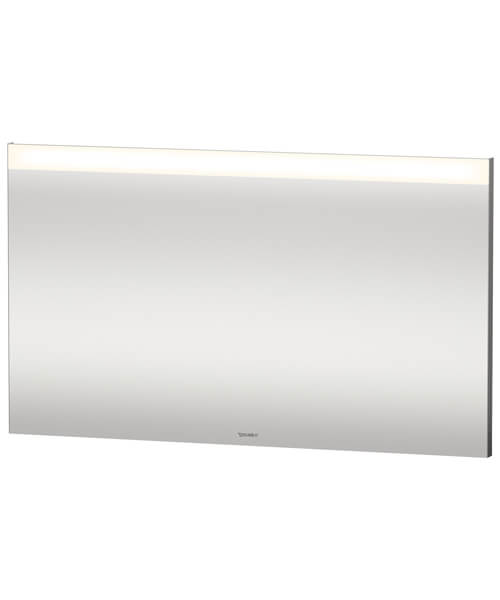 Alternate image of Duravit 700mm Height LED Mirror With Sensor Switch