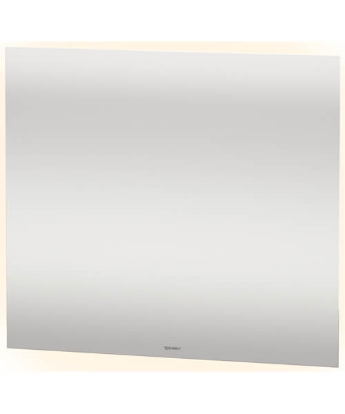 Duravit 700mm Height 4 Sided Ambient Light LED Mirror With Defog System
