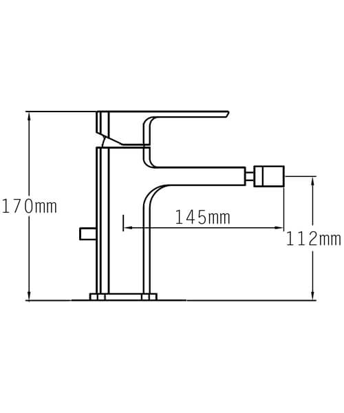Technical drawing 26016 / 43080
