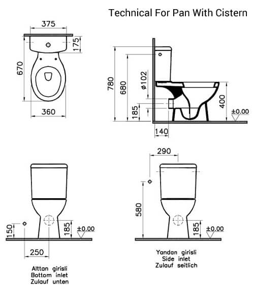 Technical drawing 26618 / 6623L003-0838