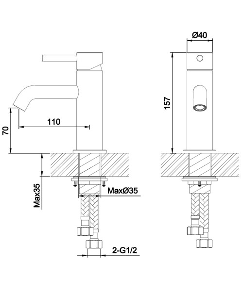 Technical drawing 60118 / S917-0100