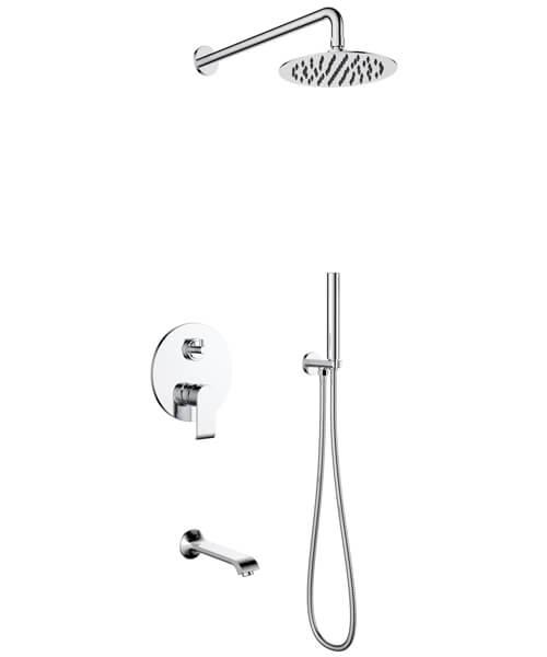 Frontline Aquaflow Edition Basque Shower Pack 2